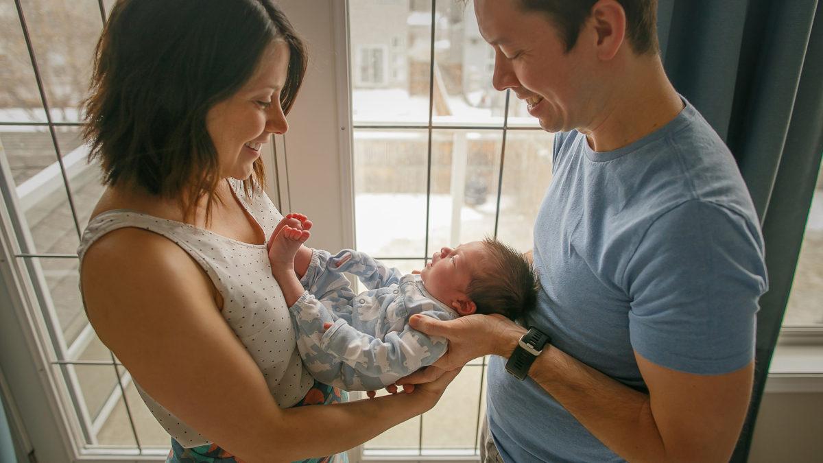 Newborn Calgary