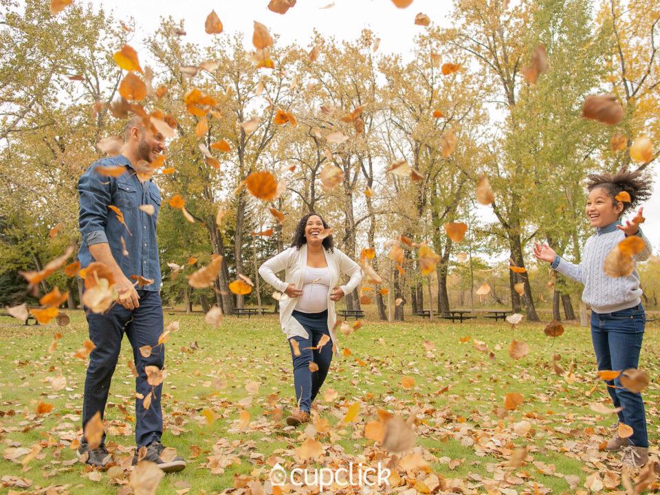 Cupclick - Autumn Photo Shoot